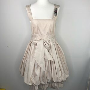 Christian Dior Botique Paris Vintage Dress